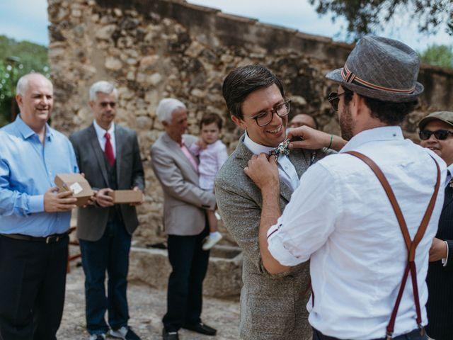 La boda de Bruno y Ariadna en Sant Pere De Ribes, Barcelona 25