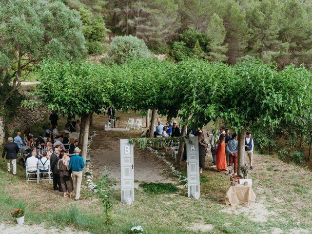 La boda de Bruno y Ariadna en Sant Pere De Ribes, Barcelona 45