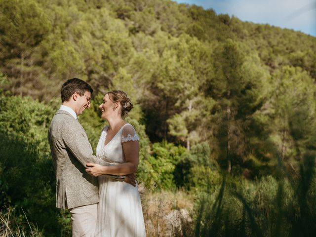 La boda de Bruno y Ariadna en Sant Pere De Ribes, Barcelona 85