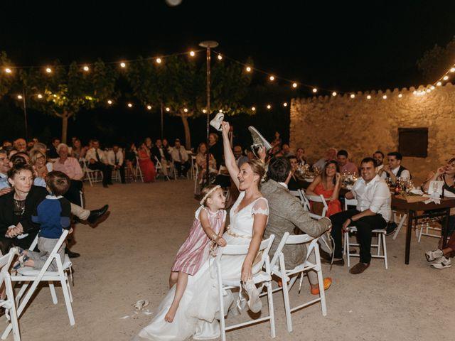La boda de Bruno y Ariadna en Sant Pere De Ribes, Barcelona 124
