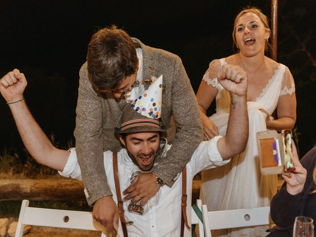 La boda de Bruno y Ariadna en Sant Pere De Ribes, Barcelona 142