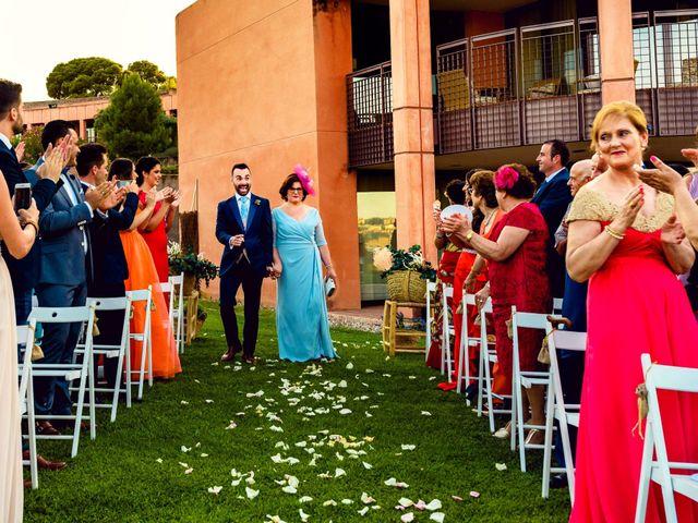La boda de Alvaro y Sandra en Toledo, Toledo 48
