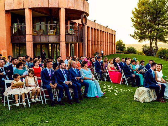 La boda de Alvaro y Sandra en Toledo, Toledo 52
