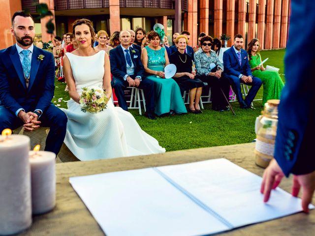 La boda de Alvaro y Sandra en Toledo, Toledo 53