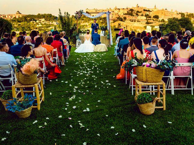 La boda de Alvaro y Sandra en Toledo, Toledo 54