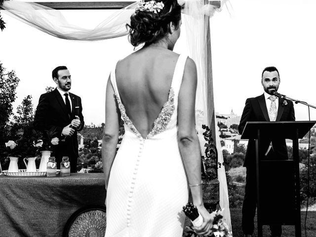 La boda de Alvaro y Sandra en Toledo, Toledo 57