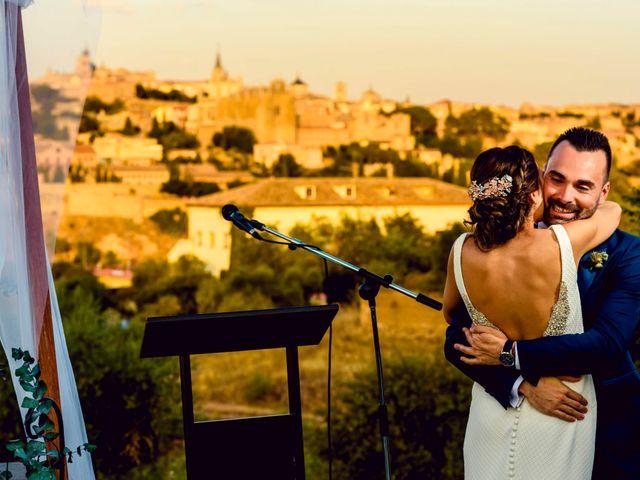La boda de Alvaro y Sandra en Toledo, Toledo 58