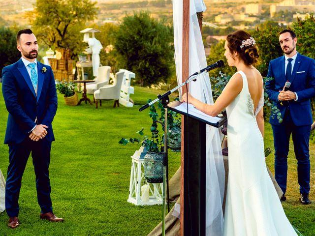 La boda de Alvaro y Sandra en Toledo, Toledo 59