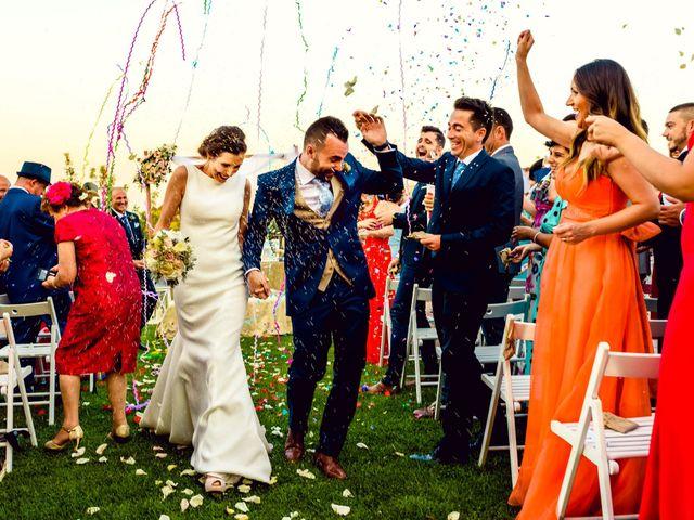 La boda de Alvaro y Sandra en Toledo, Toledo 61