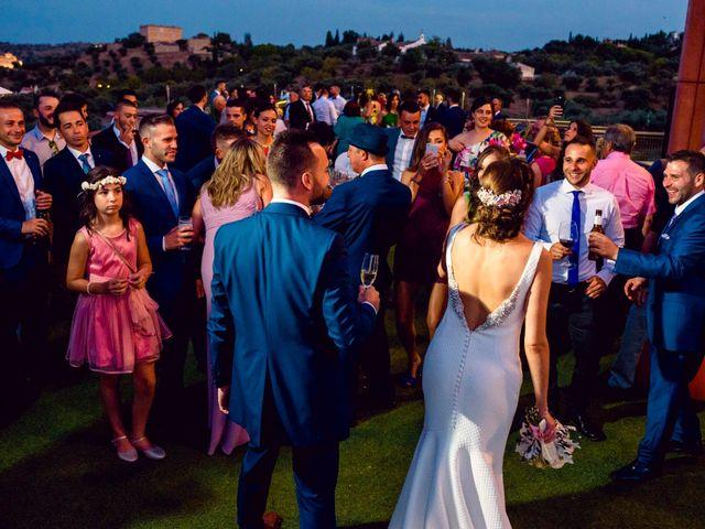 La boda de Alvaro y Sandra en Toledo, Toledo 65