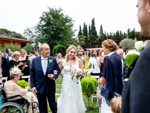 La boda de Ricardo y Belén en Vilanova Del Valles, Barcelona 15