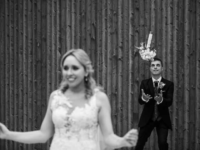 La boda de Ricardo y Belén en Vilanova Del Valles, Barcelona 18