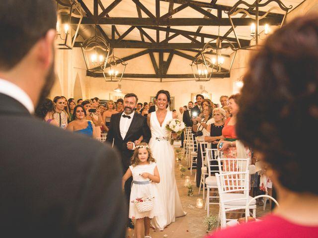 La boda de Chus y Aida en Jerez De La Frontera, Cádiz 21