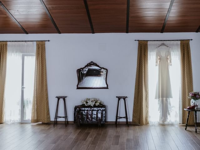 La boda de Pedro y Ana en El Cerro De Andevalo, Huelva 26