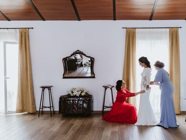 La boda de Pedro y Ana en El Cerro De Andevalo, Huelva 32