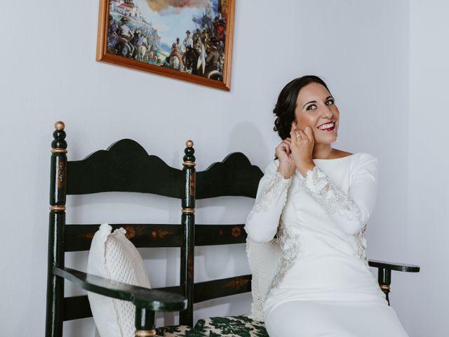 La boda de Pedro y Ana en El Cerro De Andevalo, Huelva 33