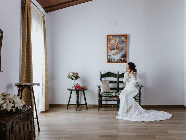 La boda de Pedro y Ana en El Cerro De Andevalo, Huelva 35