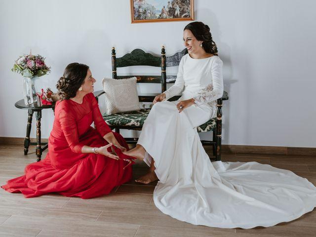 La boda de Pedro y Ana en El Cerro De Andevalo, Huelva 36