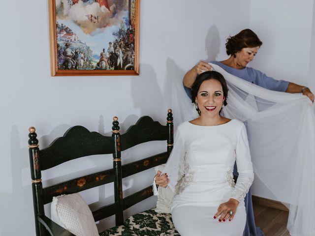 La boda de Pedro y Ana en El Cerro De Andevalo, Huelva 42