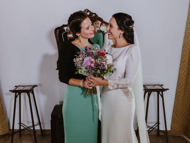 La boda de Pedro y Ana en El Cerro De Andevalo, Huelva 43