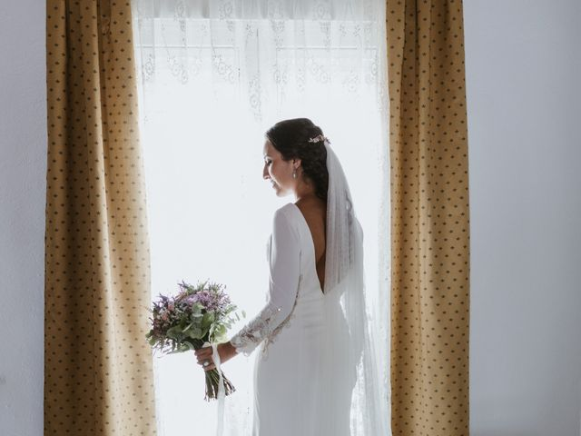 La boda de Pedro y Ana en El Cerro De Andevalo, Huelva 45