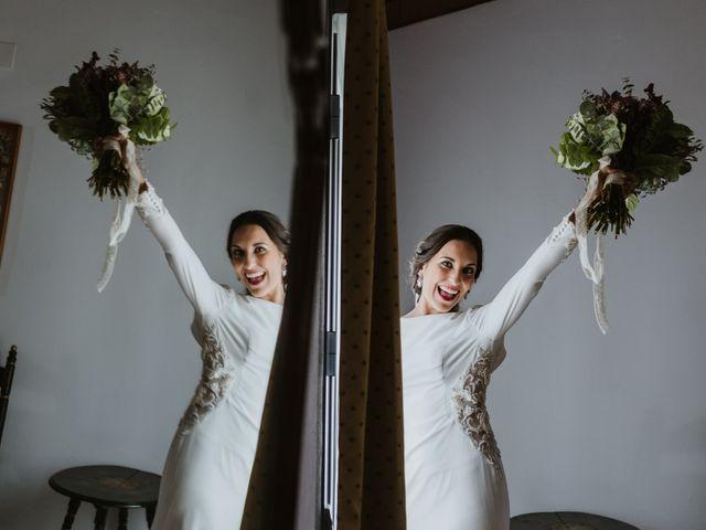 La boda de Pedro y Ana en El Cerro De Andevalo, Huelva 46