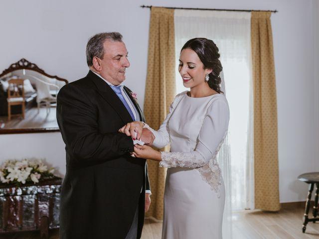 La boda de Pedro y Ana en El Cerro De Andevalo, Huelva 47