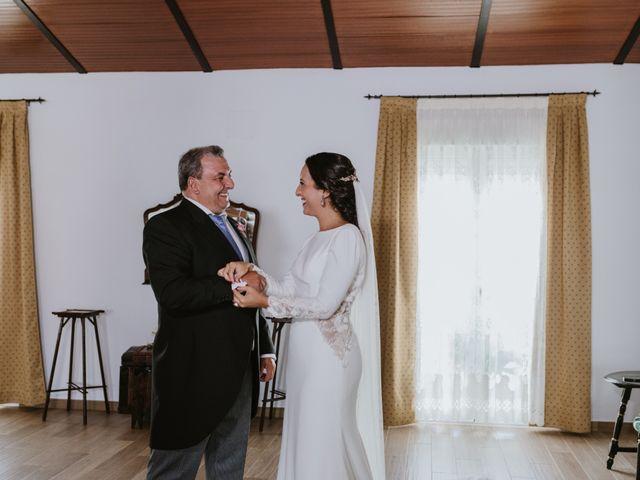 La boda de Pedro y Ana en El Cerro De Andevalo, Huelva 48