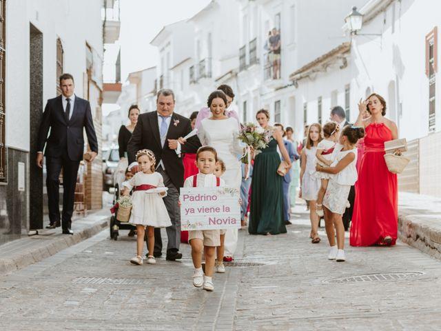 La boda de Pedro y Ana en El Cerro De Andevalo, Huelva 51