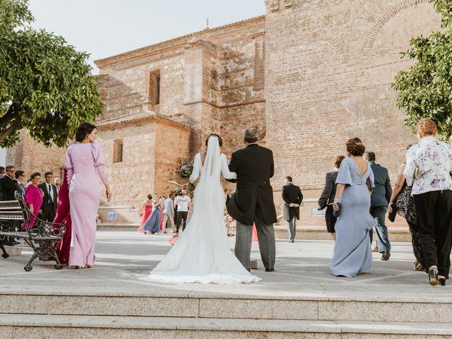 La boda de Pedro y Ana en El Cerro De Andevalo, Huelva 52