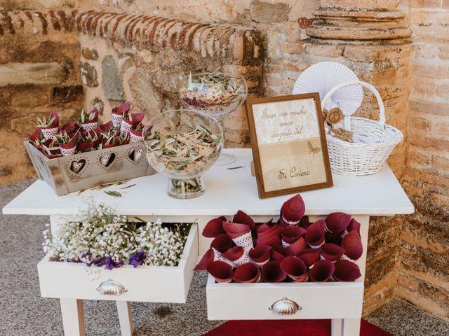 La boda de Pedro y Ana en El Cerro De Andevalo, Huelva 54