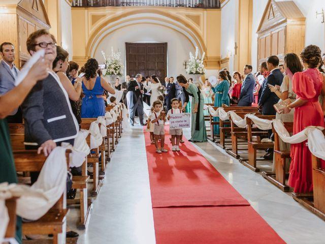 La boda de Pedro y Ana en El Cerro De Andevalo, Huelva 57
