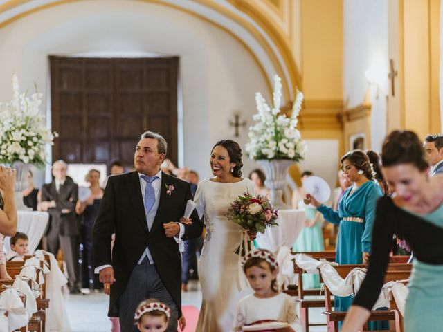 La boda de Pedro y Ana en El Cerro De Andevalo, Huelva 59