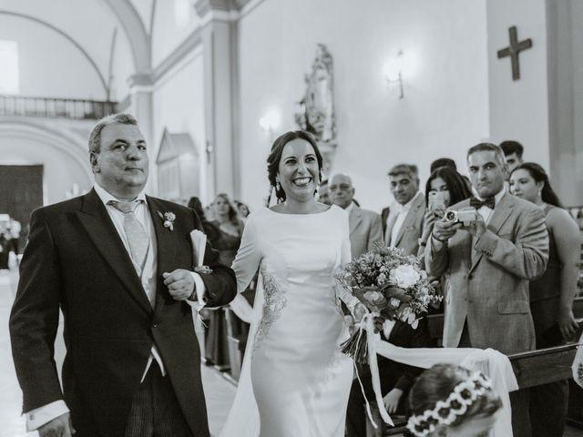 La boda de Pedro y Ana en El Cerro De Andevalo, Huelva 60