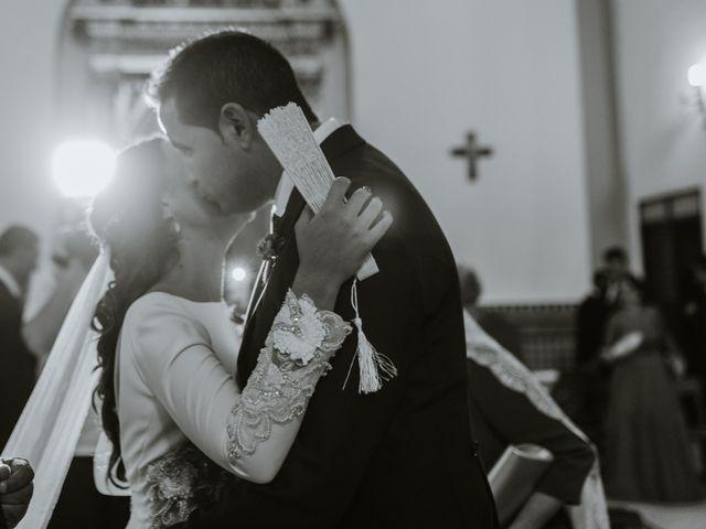 La boda de Pedro y Ana en El Cerro De Andevalo, Huelva 62
