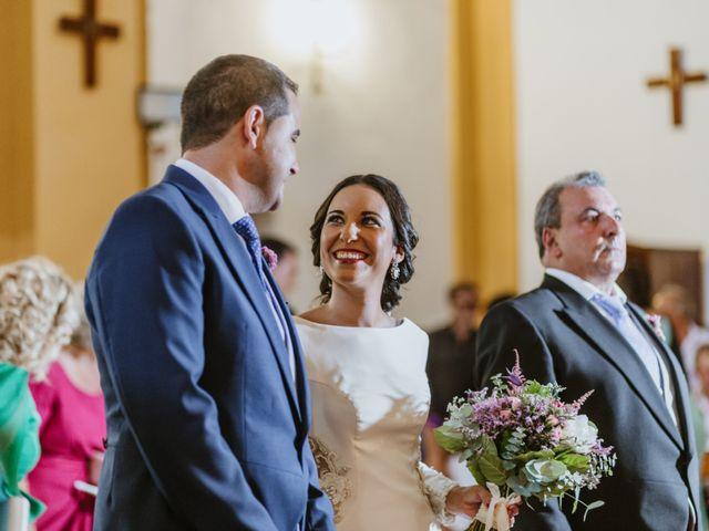 La boda de Pedro y Ana en El Cerro De Andevalo, Huelva 63
