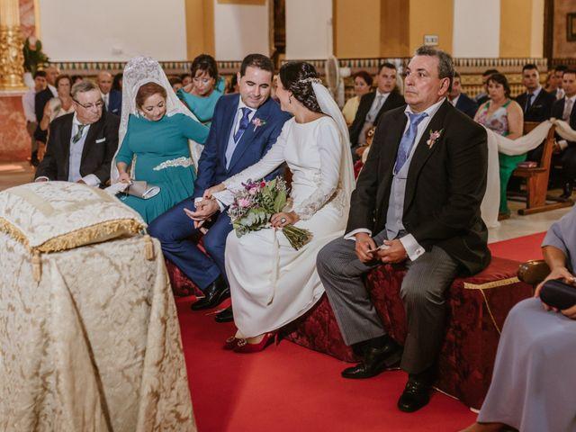 La boda de Pedro y Ana en El Cerro De Andevalo, Huelva 65