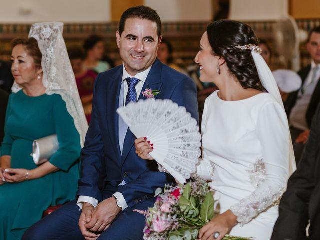 La boda de Pedro y Ana en El Cerro De Andevalo, Huelva 66