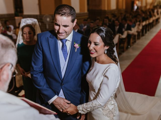 La boda de Pedro y Ana en El Cerro De Andevalo, Huelva 68