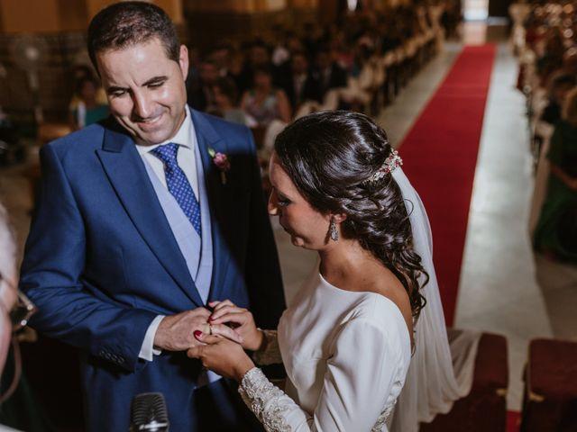 La boda de Pedro y Ana en El Cerro De Andevalo, Huelva 70