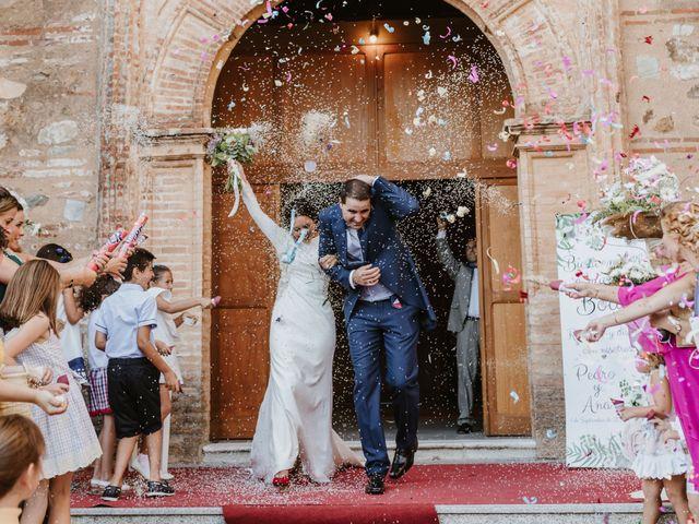 La boda de Pedro y Ana en El Cerro De Andevalo, Huelva 71