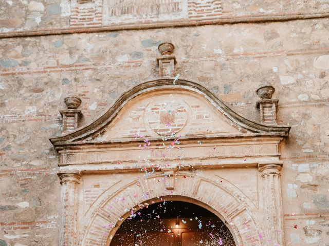 La boda de Pedro y Ana en El Cerro De Andevalo, Huelva 72