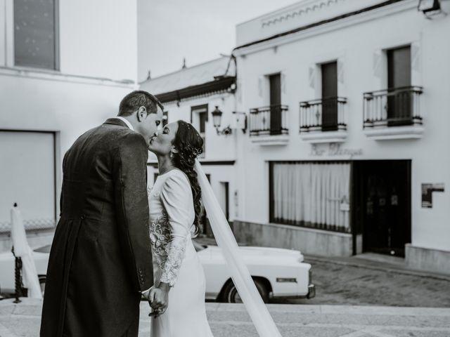 La boda de Pedro y Ana en El Cerro De Andevalo, Huelva 74