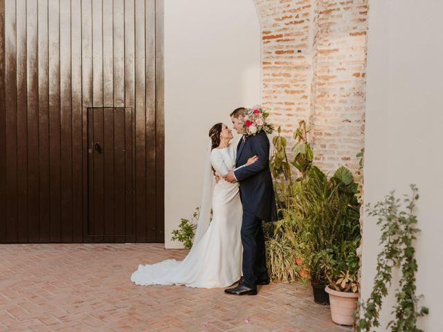 La boda de Pedro y Ana en El Cerro De Andevalo, Huelva 75