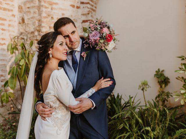 La boda de Pedro y Ana en El Cerro De Andevalo, Huelva 76