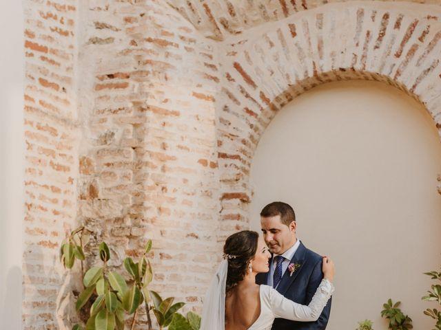 La boda de Pedro y Ana en El Cerro De Andevalo, Huelva 77