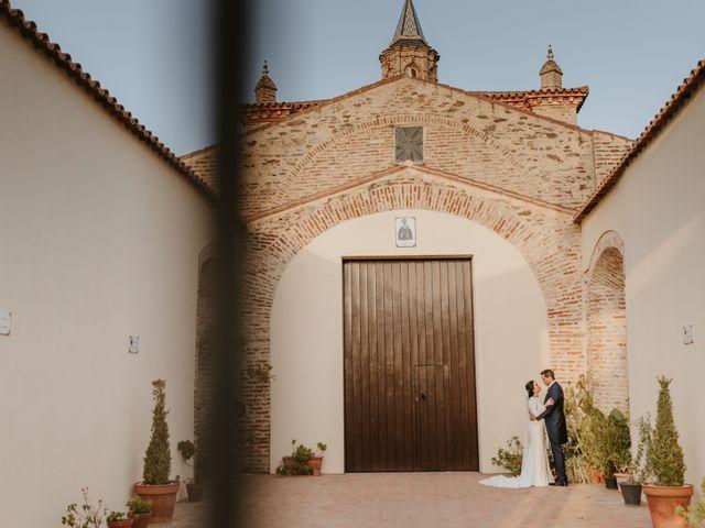 La boda de Pedro y Ana en El Cerro De Andevalo, Huelva 78