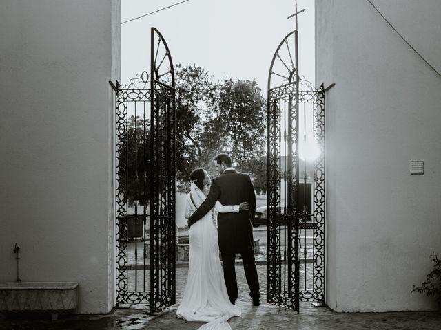 La boda de Pedro y Ana en El Cerro De Andevalo, Huelva 79