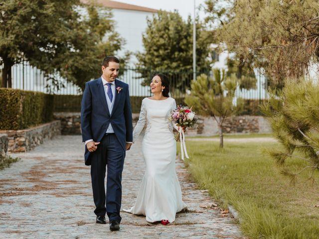 La boda de Pedro y Ana en El Cerro De Andevalo, Huelva 81