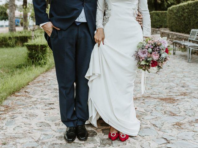 La boda de Pedro y Ana en El Cerro De Andevalo, Huelva 82